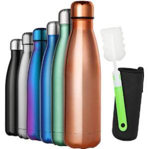 Geeric Rust Stainless Steel Water Bottle