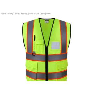 Shanyur Engineer Safety Vest