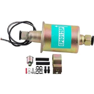 Clong01 Electric Fuel Pumps Inline With Mechanical