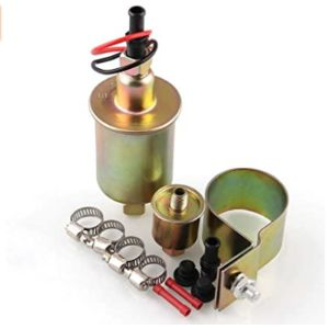 Low Psi Electric Fuel Pump