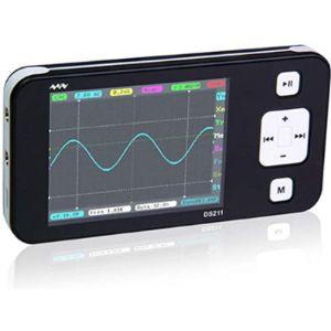 Walmeck Open Source Digital Oscilloscope