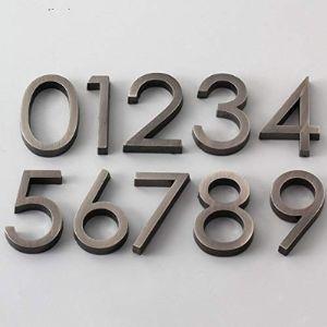 Font House Number