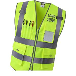 Sdenshi Law High Visibility Vest