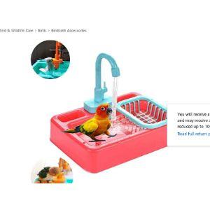 Othulp Electric Bird Bath