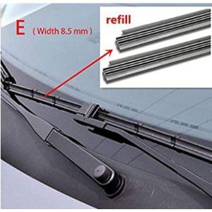Na Rubber Refill Windscreen Wiper