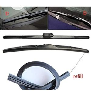 Na Insert Replacement Wiper Blade