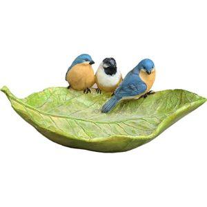 Losaym Bird Bath Sculpture