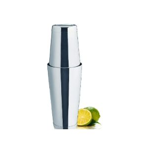 Flow Barware Tin Cocktail Shaker