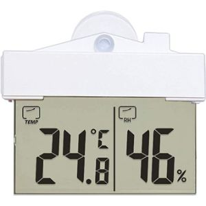 Car Accessories Car Window Thermometer