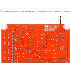 Aideepen Low Cost Digital Oscilloscope