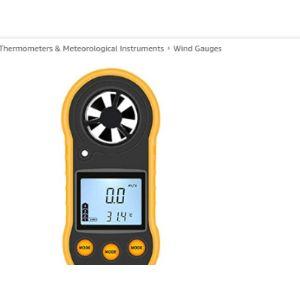 Jzuo Wind Measuring Instrument