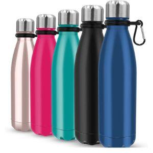 Hongtellor Stainless Steel Vacuum Water Bottle