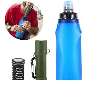 Asolym Collapsible Water Bottle Filter
