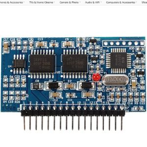 Sandis Sine Wave Motor Controller