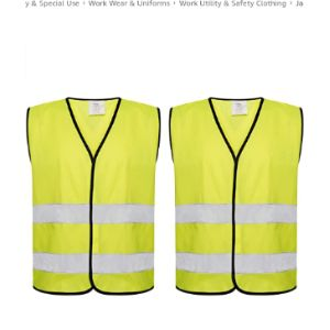 Indx Clothing Baby High Visibility Vest