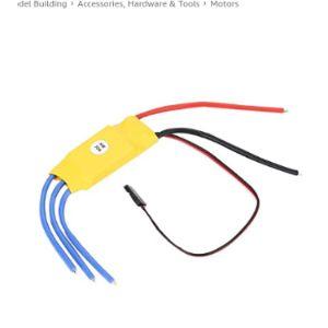 Alinory Speed Controller Brushless Motor