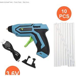 Angj Mini Sealing Wax Glue Gun