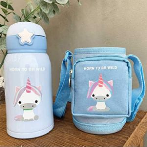 Youxiwang Covers Stainless Steel Water Bottle