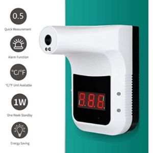 Meetgg Best Wall Thermometer