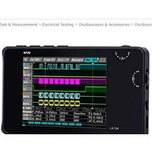 Snowinspring Digital Oscilloscope 4 Channel