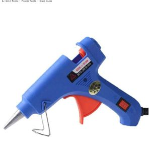 Ommo Lebeindr Heavy Duty Hot Melt Glue Gun