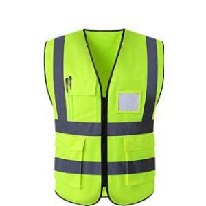 Hellomiko Construction Reflective Safety Vest