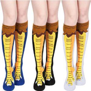 Geyoga Chicken Sock