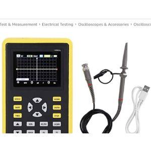 Liukouu Trigger Digital Oscilloscope