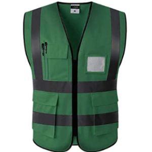 Worclub Construction Reflective Safety Vest