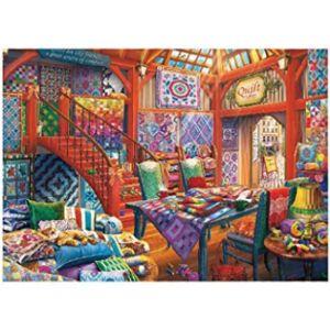 Christy Harrell Jigsaw Home