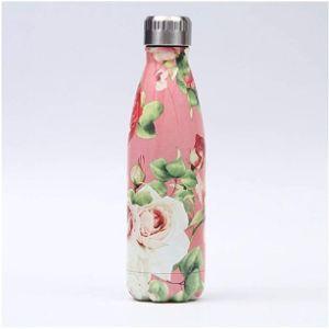 Emmmmm Personalized Stainless Steel Water Bottle