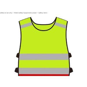 Bx.Jx Level 3 Safety Vest