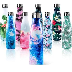 Shinemefly Lightweight Insulated Water Bottle