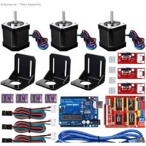Casinlog Stepper Kit Usb Motor Controller