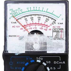 F-Blue Electric Current Measuring Instrument