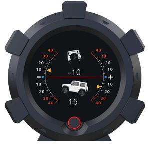 Mrcartool Gps Speedometer Gauge
