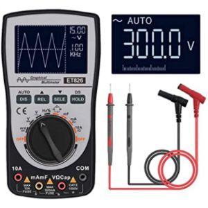 Ytc Digital Multimeter Oscilloscope