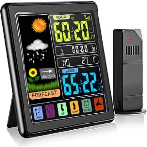 Tsai Outdoor Indoor Digital Thermometer
