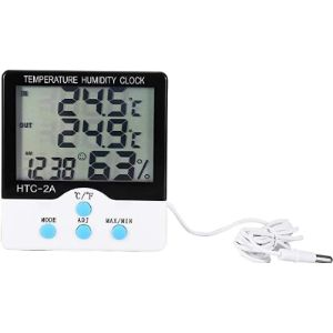 Haofy Digital Large Display Outdoor Thermometer