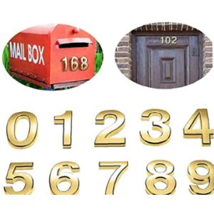 Mailbox House Number