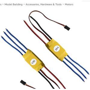 Create Idea Speed Controller Brushless Motor