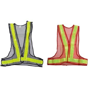Snowinspring Law High Visibility Vest
