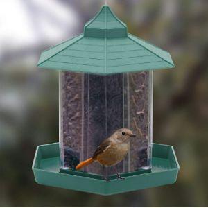 Queiting Hopper Style Bird Feeder