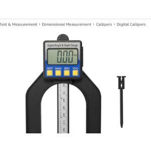 Dxx-Hr Function Vernier Height Gauge