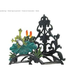 Gyyy Garden Hose Holder Decorative