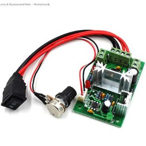 Efficiency Motor Controller