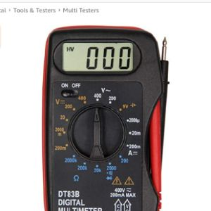 Maydong Electric Current Measuring Instrument