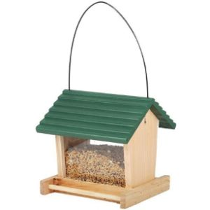 Kuai Hopper Style Bird Feeder