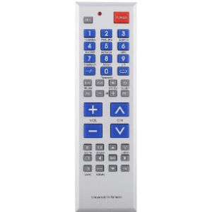 Zongkeji Lock Tv Remote Control