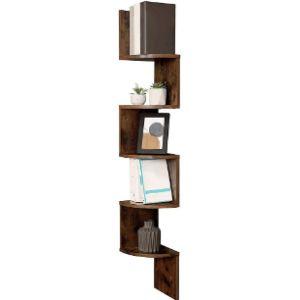 Castain Corner Shelf Living Room